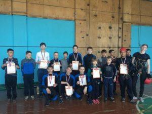 Победители и призёры младшей возрастной группы